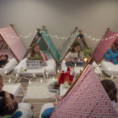 AZ Sleepy Teepee The Ultimate Sleepover Phoenix Kids Birthday Parties and Entertainment Scottsdale (81)