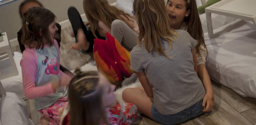 Sleepy Teepee The Ultimate Sleepover Phoenix Kids Birthday Parties and Entertainment Scottsdale (100)