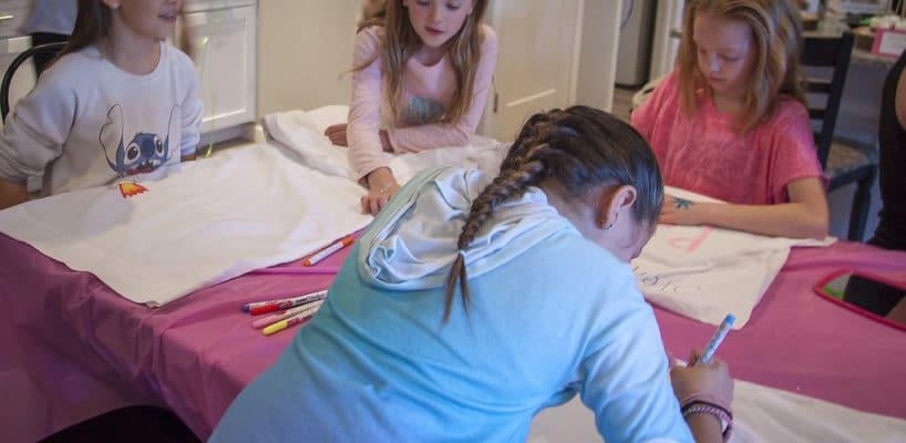 Sleepy Teepee The Ultimate Sleepover Phoenix Kids Birthday Parties and Entertainment Scottsdale (115)