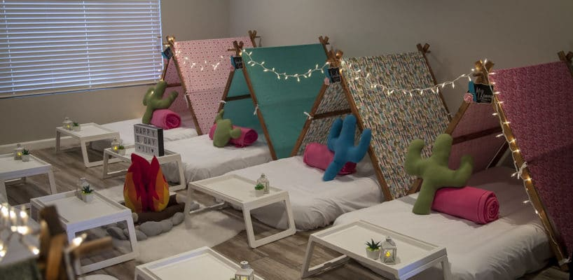 Sleepy Teepee The Ultimate Sleepover Phoenix Kids Birthday Parties and Entertainment Scottsdale (63)