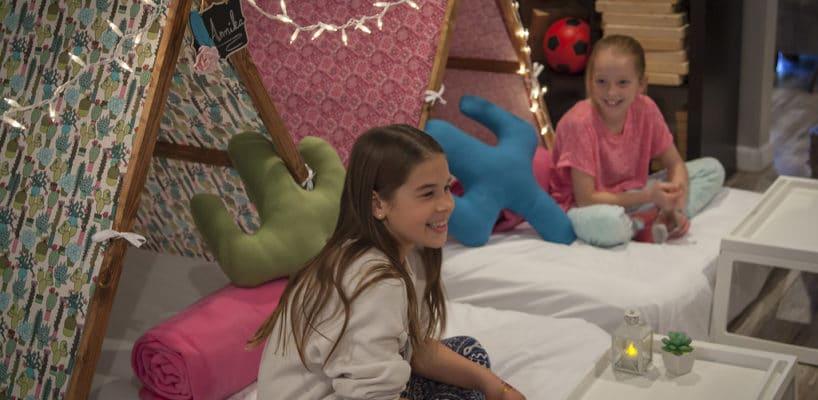 Sleepy Teepee The Ultimate Sleepover Phoenix Kids Birthday Parties and Entertainment Scottsdale (90)