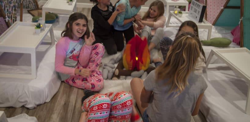 Sleepy Teepee The Ultimate Sleepover Phoenix Kids Birthday Parties and Entertainment Scottsdale (98)
