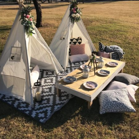 arizona sleepy teepee Outdoor Glamping teepee rentals (4)